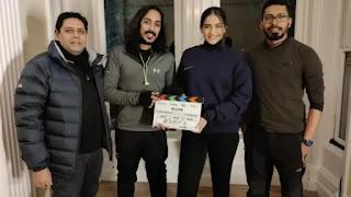 Sonam Kapoor Film 'Blind'