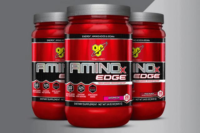 Nuevos aminoácidos BSN AMINOx Edge