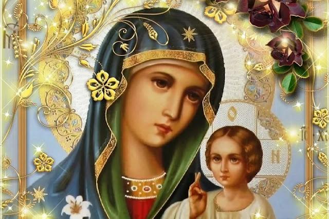 Молитва матери за детей