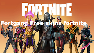 Fortgang Free skins fortnite, really?