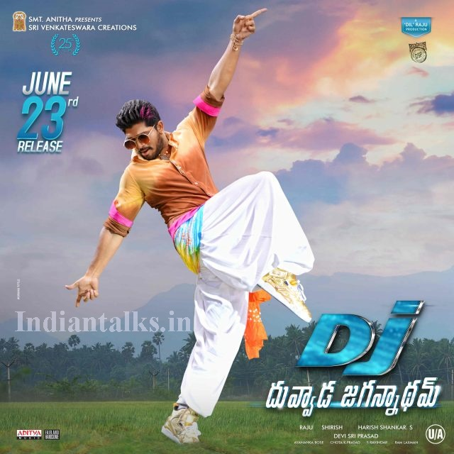 DJ Duvvada Jagannadham Censor Review