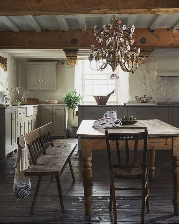Décor Inspiration: Countryside & Farmhouse Style