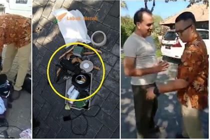 """""""satu keluarga perangai busuk!"""" - Pelancong Dari India Curi Barang Hotel, Bila Dah Kantoi Boleh Pula Cakap Nak Bayar!"""