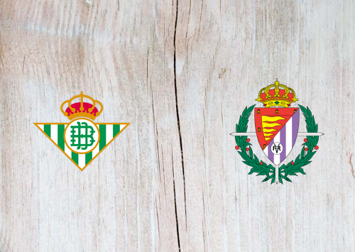 Real Betis vs Real Valladolid -Highlights 18 August 2019