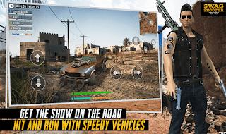 لعبة بديلة للعبة بوبجي موبايل Swag Shooter
