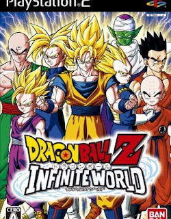 Download Dragon Ball Z Infinite World [NTSC-U] PS2 ISO