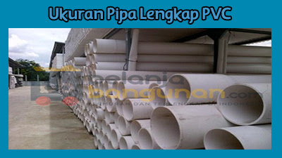 Distributor Pipa PVC Harga Pabrik
