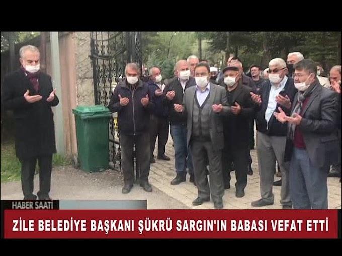 BAŞKAN SARGIN'IN BABASI TALAT SARGIN VEFAT ETTİ