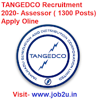 TANGEDCO Recruitment 2020, Assessor