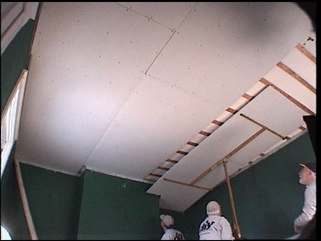 Install Gypsum Ceiling for your home