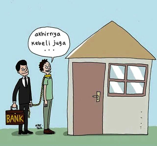 5 Alasan Mengapa Sebaiknya Menghindari KPR Bank