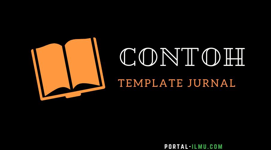 Contoh Format atau Template Jurnal