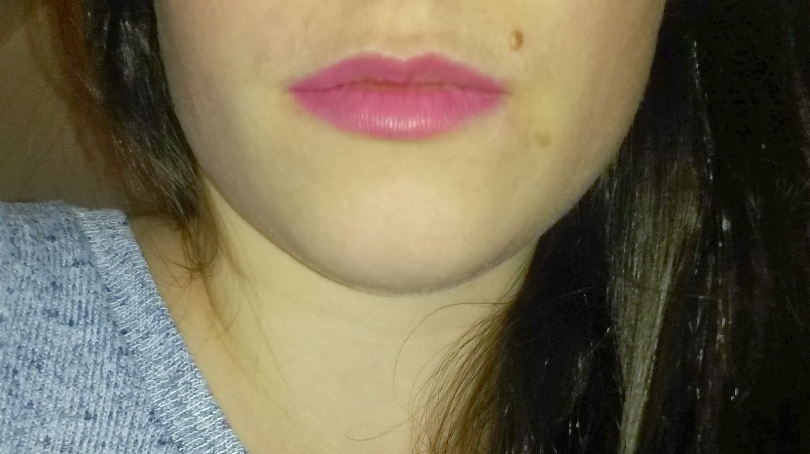 Tenue 115 Rhododendron pink double touch lipstick kiko