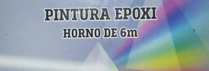PINTURA EPOXI ARISTEO (ELECTROSTATICA)