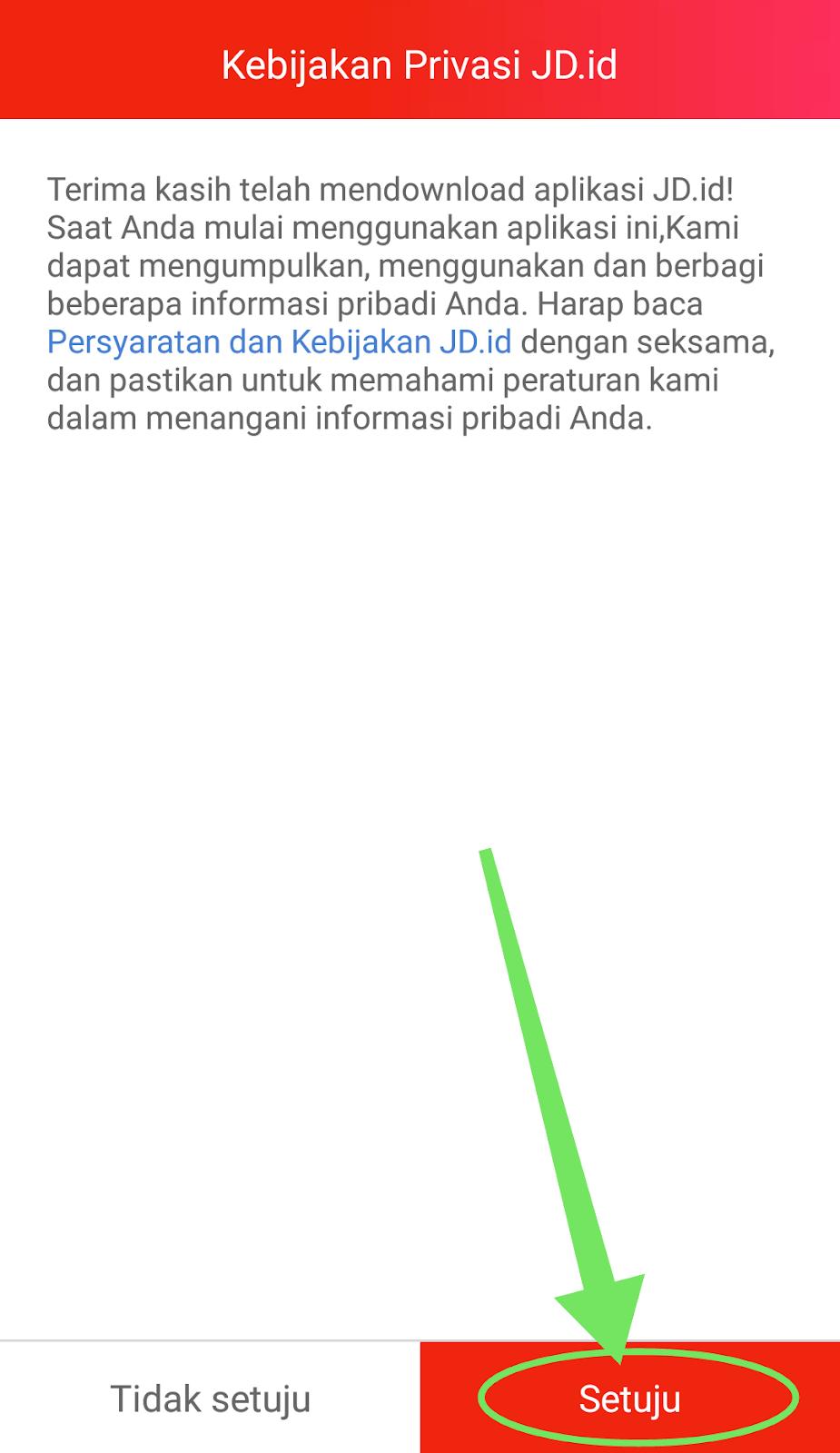 Cara Membuat Daftar Akun Jd Id Di Android Dengan Cepat Dan Mudah