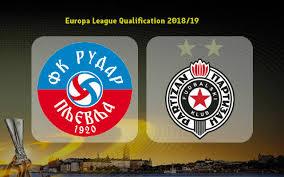 Rudar - PartizanCanli Maç İzle 12 Temmuz 2018