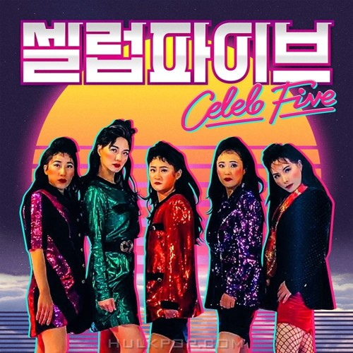 Celeb Five – 셀럽 No.1 – Single (ITUNES PLUS AAC M4A)