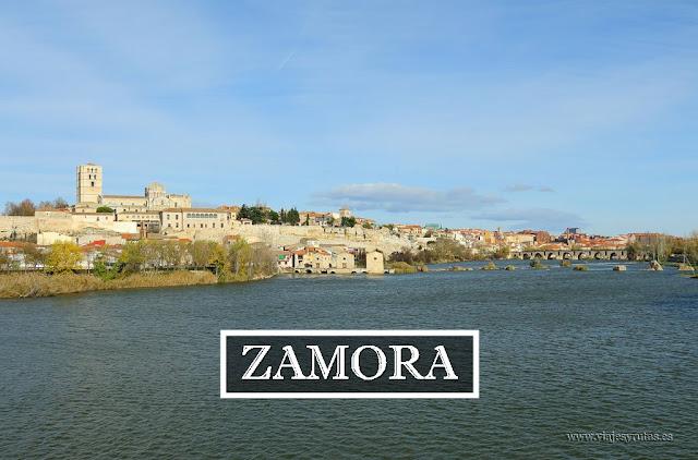 Zamora, románico y modernismo a partes iguales