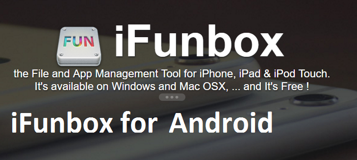 The best ifunbox for android ever ? | BlogByTechy