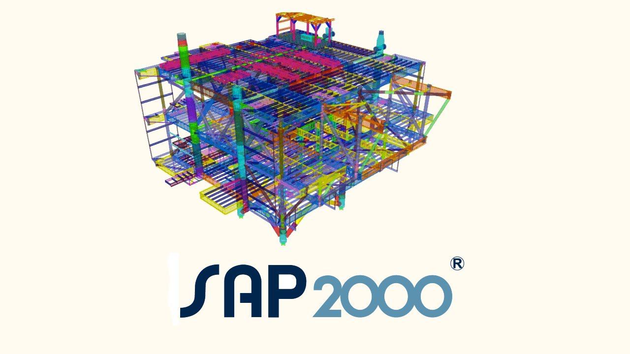Kết quả hình ảnh cho SAP2000