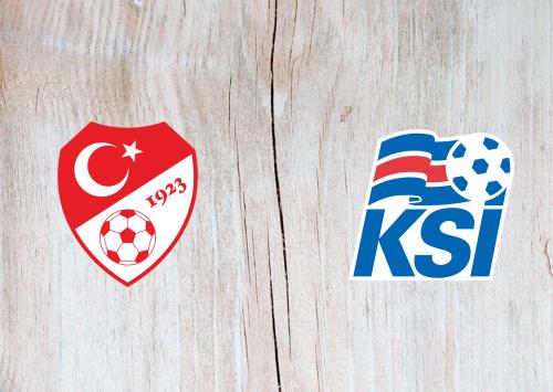 Turkey vs Iceland Full Match & Highlights 14 November 2019