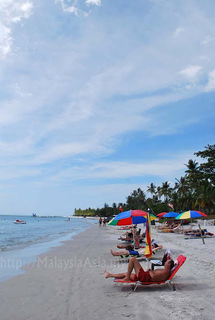 Picture of Pantai Cenang Beach