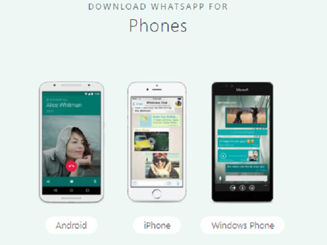 تحميل برنامج واتس أب WhatsApp للكمبيوتر وجميع الأجهزة الأخرى مجانا