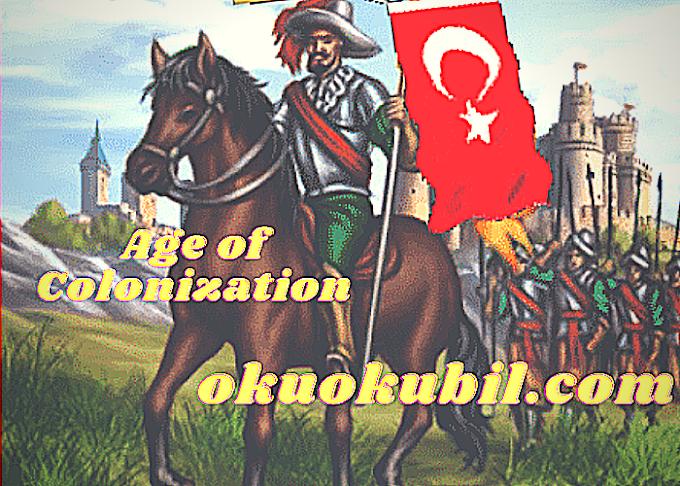Age of Colonization: 1.0.28 Economic strategy Sömürge Dönemi Hileli Mod Apk Güncel