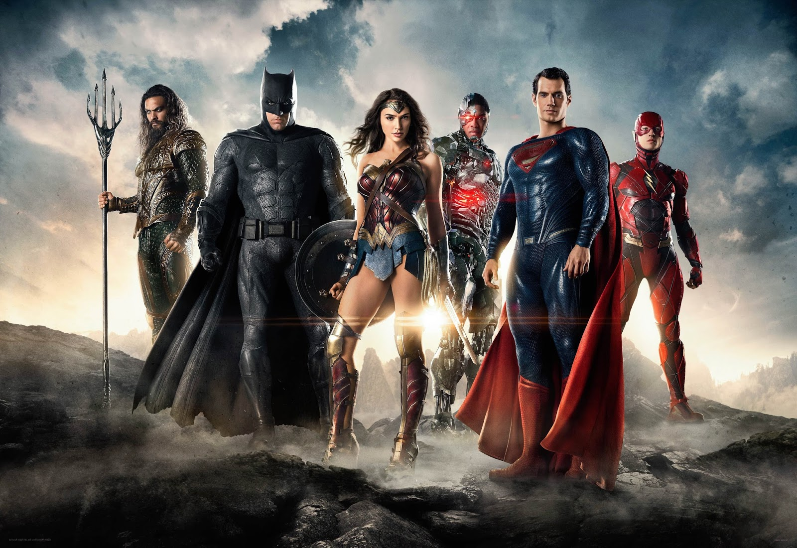 Justice League Full HD Wallpapers - Justice League Movie 2017