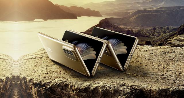 سامسونج تعلن عن الهاتف القابل للطي Samsung W21 5G في الصين بثمن لا يصدق !