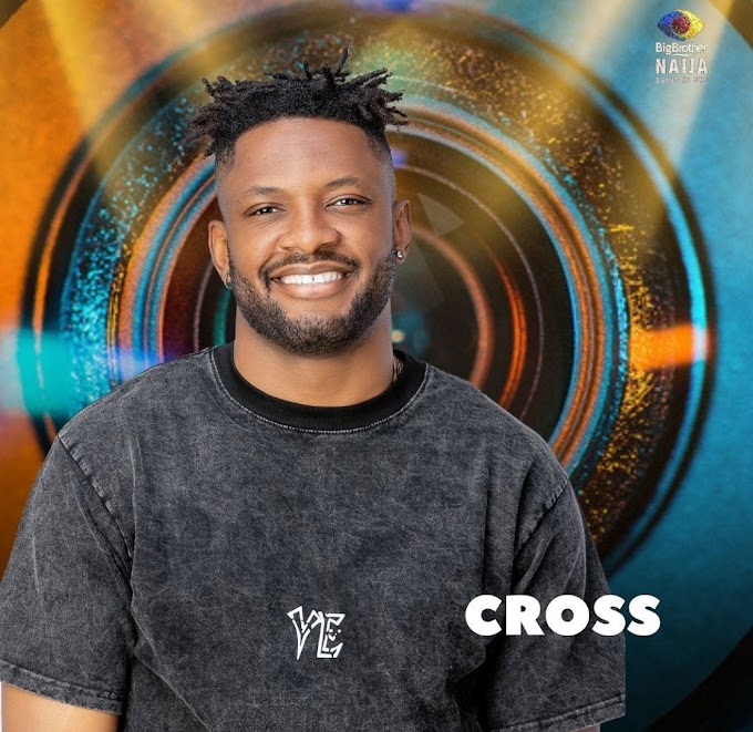 BBNaija 2021: I Hold A Gun At The Of 15 Years Old – Cross Confessed