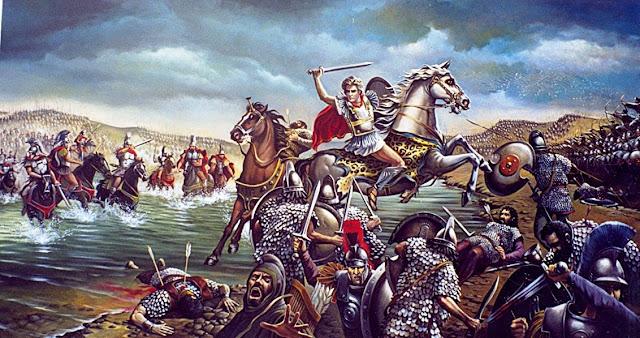 Σαν σήμερα η Μάχη του Γρανικού. Διαβάστε τα γεγονότα της μάχης του Γρανικού, έτσι όπως τα παρουσιάζουν οι αρχαίες πηγές. (ΒΙΝΤΕΟ)