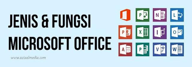 Jenis Program Microsoft Office dan Perbedaannya