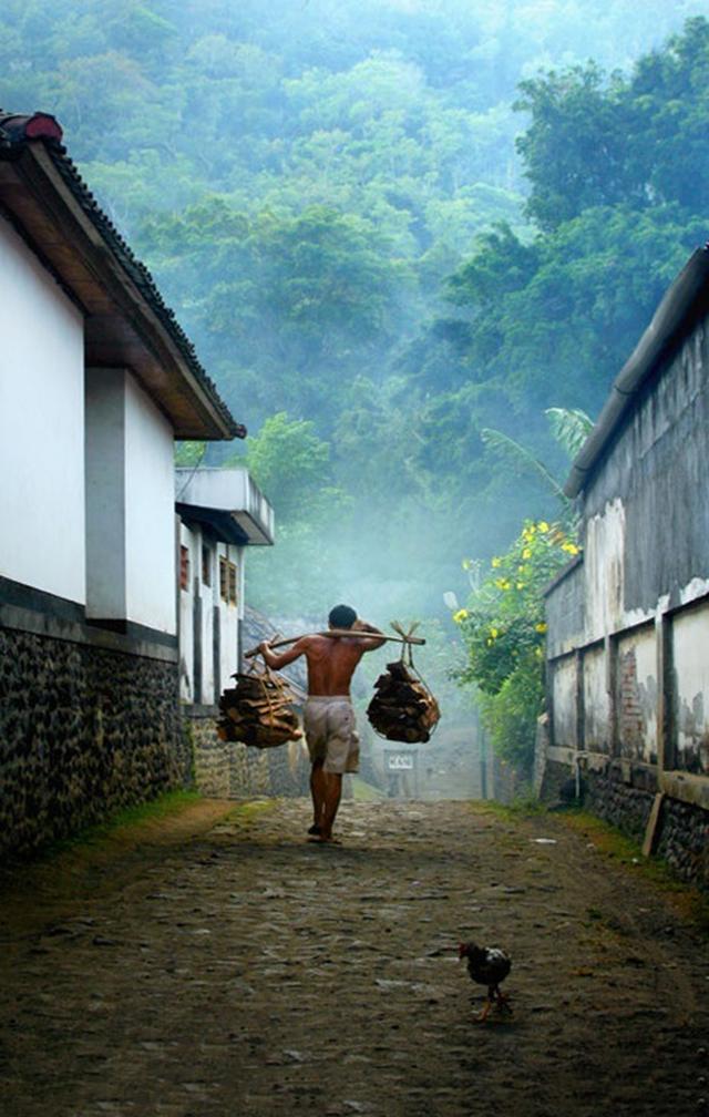 Tanganan Village - Bali Indonesia