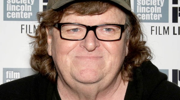 Michael Moore revela estreno de una película sobre Donald Trump
