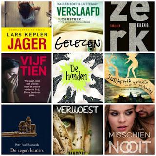 Cargo, Xander, Vrijdag, LS, Gottmer, Lannoo, Lemniscaat, De Fontein, Zomer & Keuning