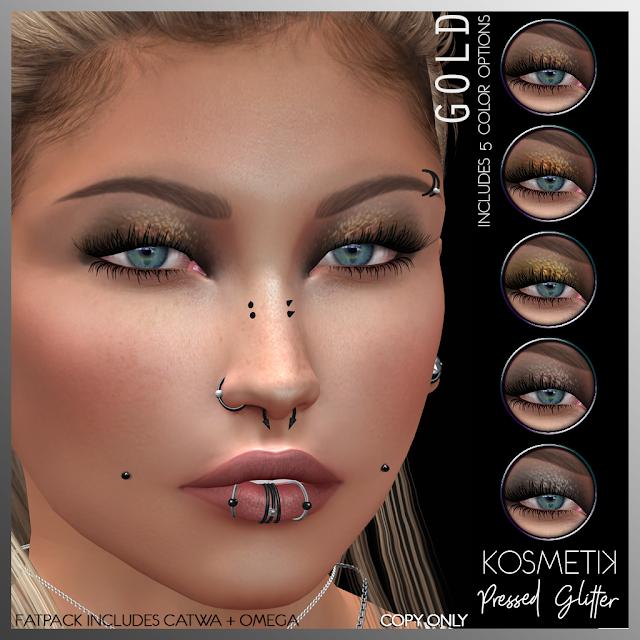 .kosmetik Pressed Glitter Eyeshadow
