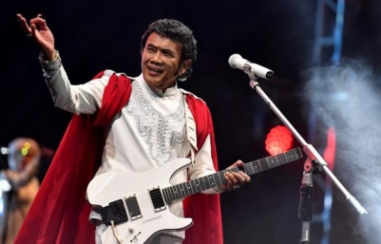Single Baru Rhoma Irama Berjudul 'Virus Corona', Ini Lirik Lagunya, naviri.org, Naviri Magazine, naviri