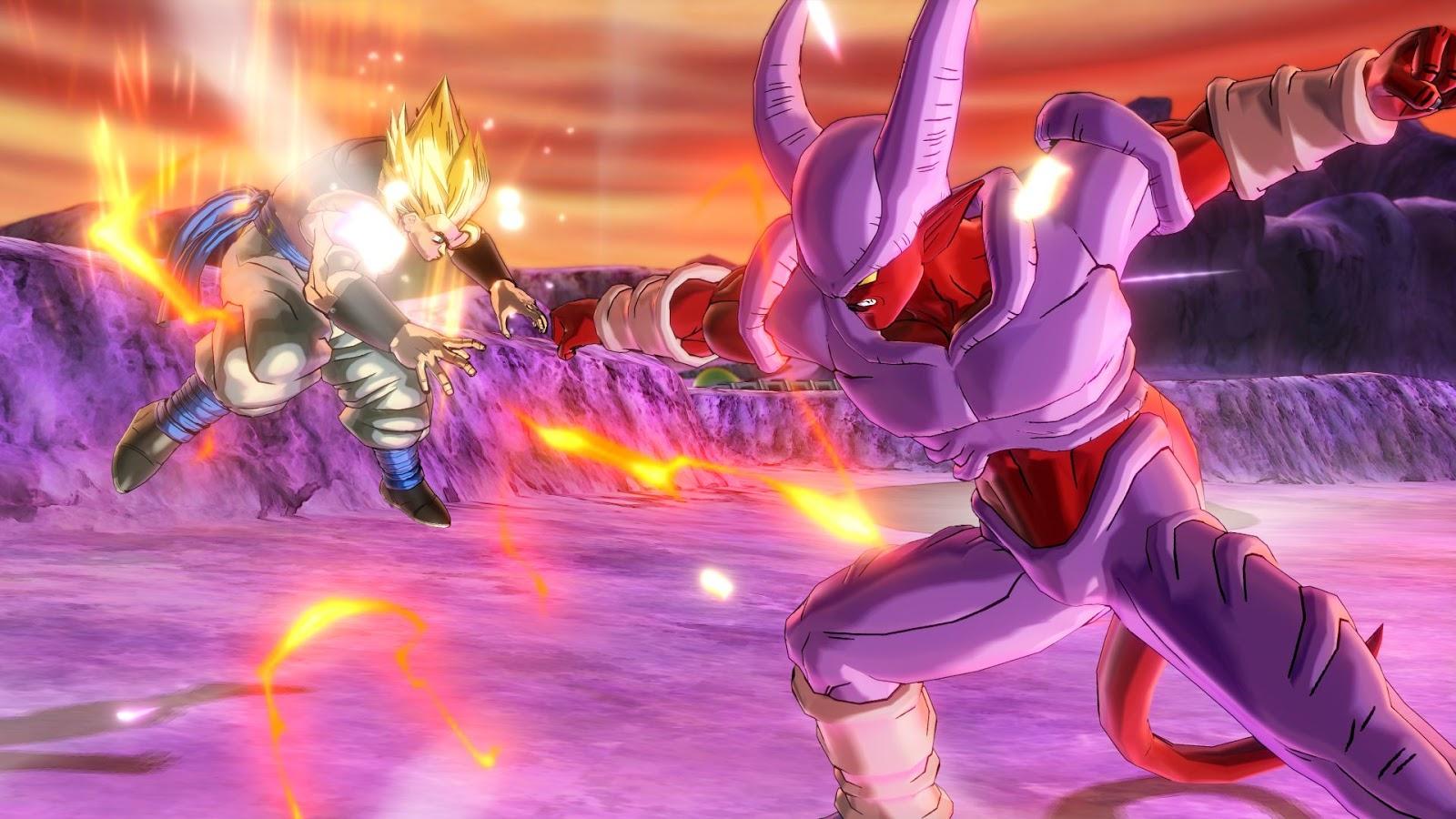 Dragon Ball Xenoverse 2 llegará a Nintendo Switch este otoño