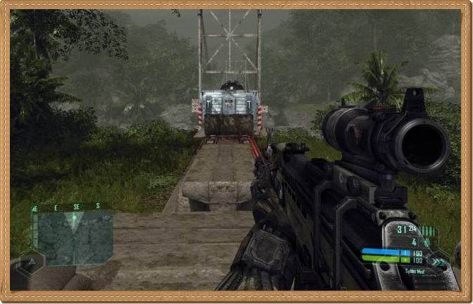 Crysis Warhead PC Games Gameplay
