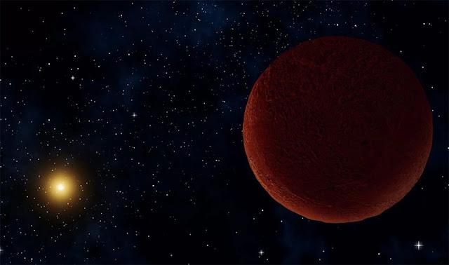 Mengenal DeeDee, Salah Satu Planet Kerdil Terjauh di Tata ...