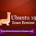 La próxima versión de Ubuntu 19.10 tiene nombre: se llamará Eoan Ermine.