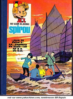 Recueil Spirou 148