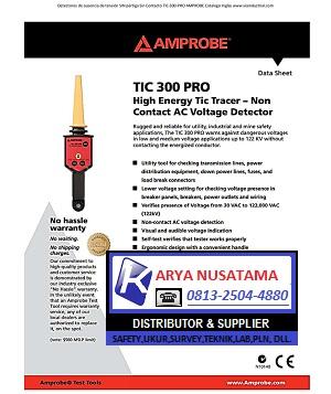 Jual Tic300Pro  Hight Voltage 122kV di Sumatera