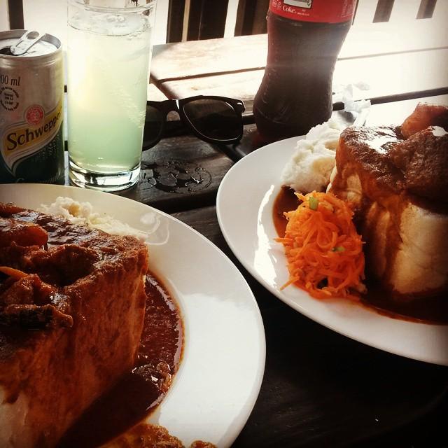 Hollywood Mutton Bunny Chow - Durban, Springfield Park