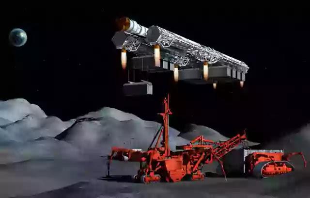 latest technology: Asteroid Mining