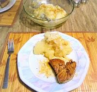 Cassava with Mojo Waffles AKA Yuca con Mojo (Whole30, AIP, Vegan).jpg
