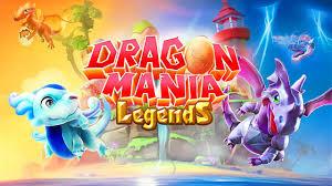 Download Dragon Mania Legends Mod Apk v4.6.1 Terbaru
