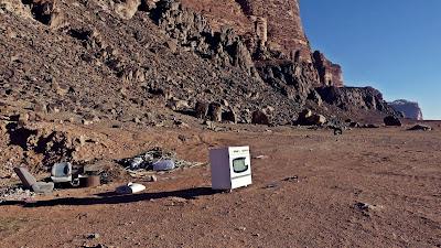 Jordania Wioska Wadi Rum