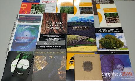 Selección de libros publicados